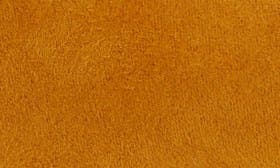Mustard Faux Suede swatch image
