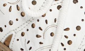 Bianco Leather swatch image