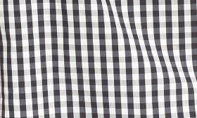 Black- White Gingham swatch image