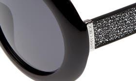 Black/ Glitter/ Black swatch image