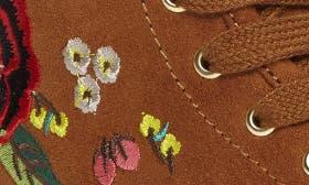 Saddle Faux Leather swatch image
