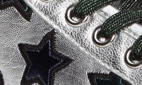 Seta/ Silver/ Blade/ Emeraude swatch image