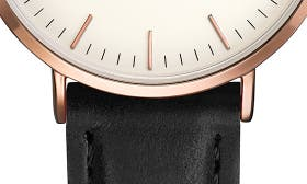 Black/ White/ Rose Gold swatch image