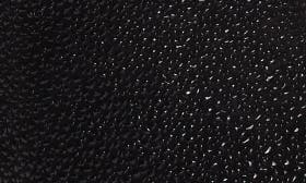 Black Sparkle Leather swatch image