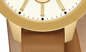 Luggage/ Ivory/ Gold swatch image
