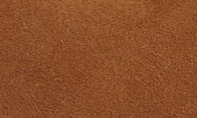 Chestnut Brown Suede swatch image