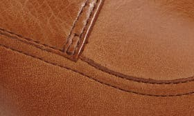 Saddle Burnished Nappa Leather swatch image