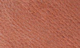 Cognac Pebble Leather swatch image