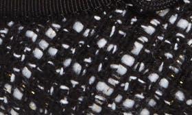 Black/ White Fabric swatch image