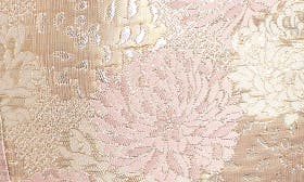 Pink/ Gold Floral swatch image