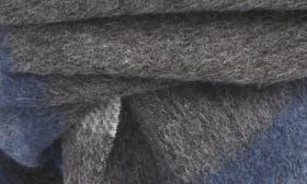 Grey- Blue Multi Stripe swatch image