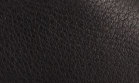 Noir/ Passion Leather swatch image
