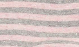 Pink Baby- Grey Stripe swatch image