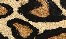New Nude Leopard Brahma Hair swatch image