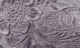 Grey Embossed Velvet swatch image