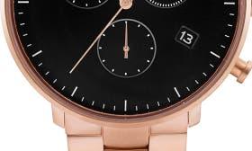 Rose Gold/ Black/ Rose Gold swatch image