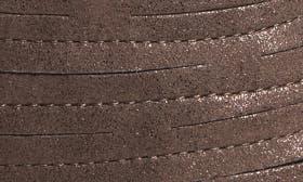 Earth Metallic Leather swatch image