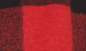 Red/ Black Plaid swatch image