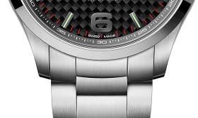 Silver/ Carbon Fiber/ Silver swatch image