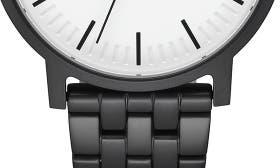 Matte Black/ White/ Black swatch image