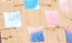 Multi Cork Fabric swatch image