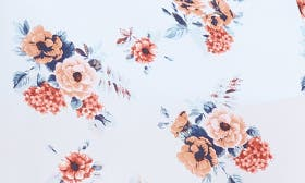Light Blue Floral swatch image