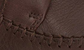 Chocolate Brown Leather swatch image