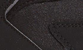 Black/ White/ Black swatch image
