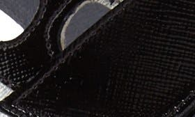 Black Luster Leather swatch image