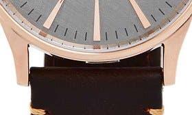 Brown/ Rose Gold/ Gunmetal swatch image