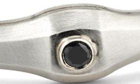 Silver/ Black Diamond swatch image