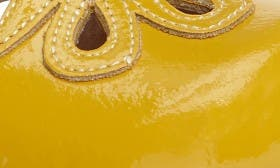 Yellow Leather swatch image