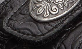 Cowgirl Tar Leather swatch image