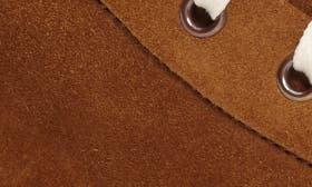 Cigar Suede swatch image
