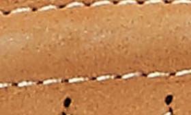 British Tan Leather swatch image
