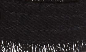 Black Denim swatch image