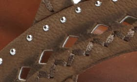 Grasshopper Nubuck Leather swatch image