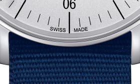 Blue/ Silver swatch image