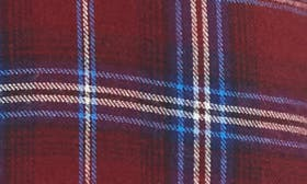 Red Cordovan Alice Plaid swatch image