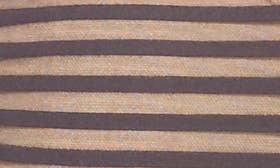 Sheer Graphite Stripe swatch image