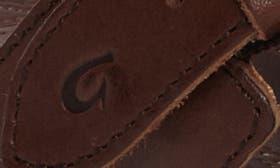 Dark Java/ Dark Java Leather swatch image