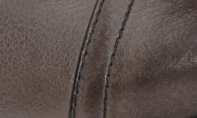 Grey Burnished Nappa Leather swatch image