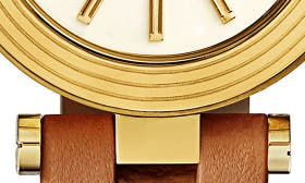 Luggage/ Ivory/ Gold swatch image