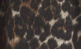 Black Leopard Pattern swatch image