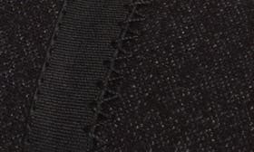 Black Textile Canvas swatch image