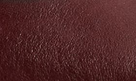 Red Garnet Olmo Leather swatch image