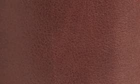 Wine Burnished Nappa Leather swatch image