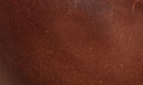 Cognac Leather swatch image selected