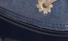 Midnight Metallic Leather swatch image
