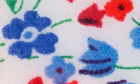 Piccadilly Red/ Blue swatch image